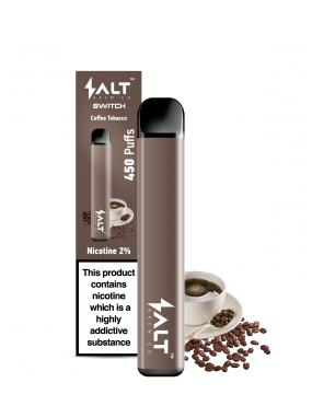 COFFE TOBACCO - SALT SWITCH...